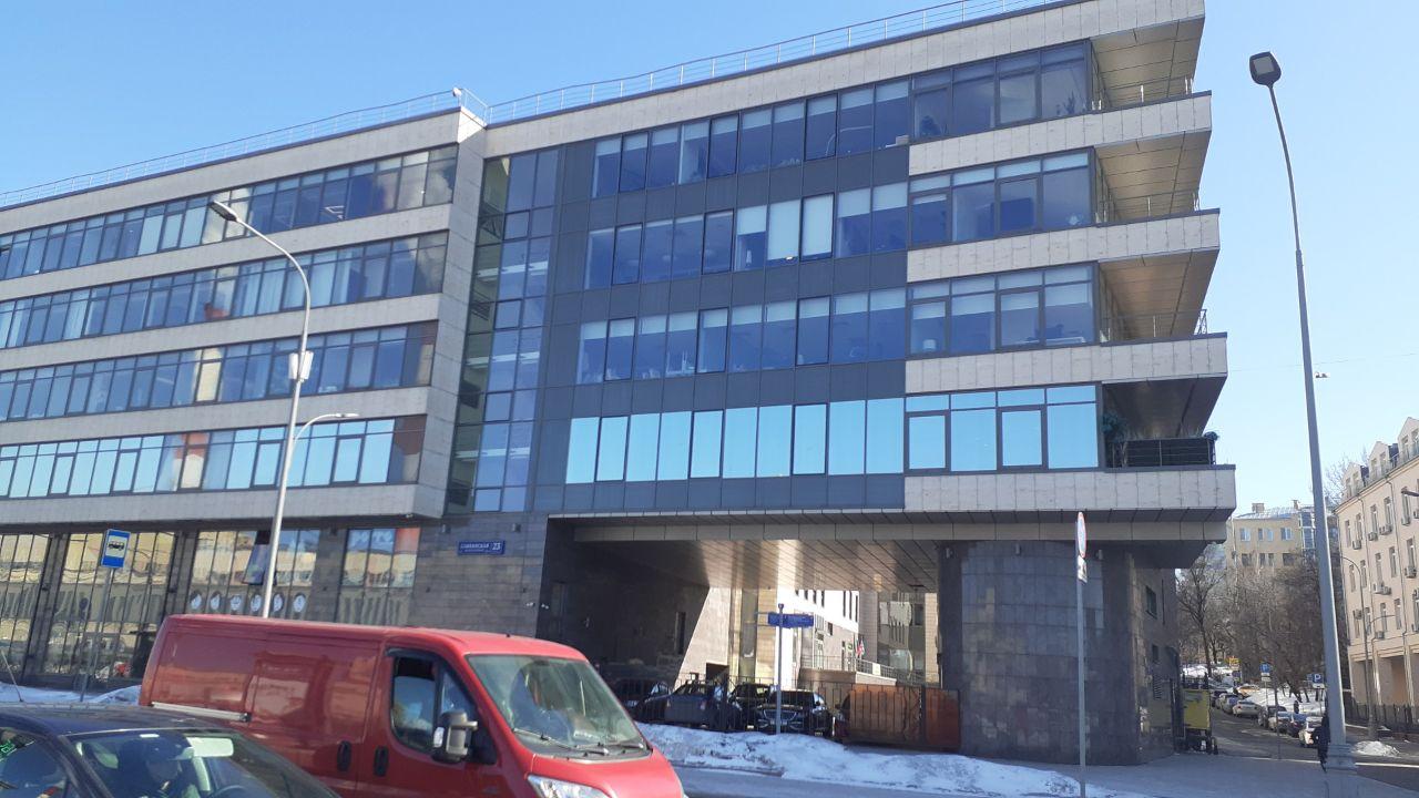 аренда помещений в БЦ Московский шёлк
