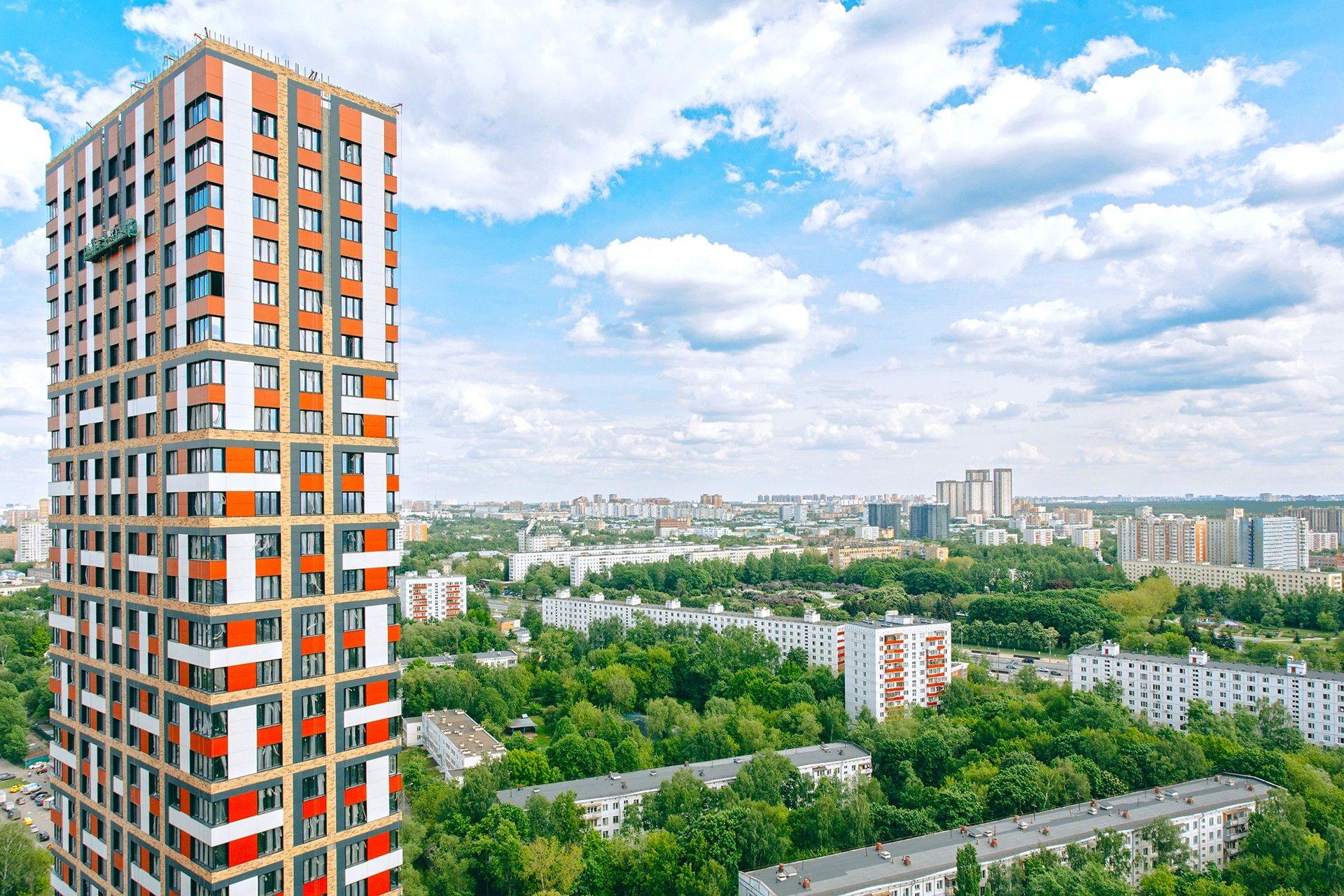 купить квартиру в ЖК Level Амурская (Левел Амурская)