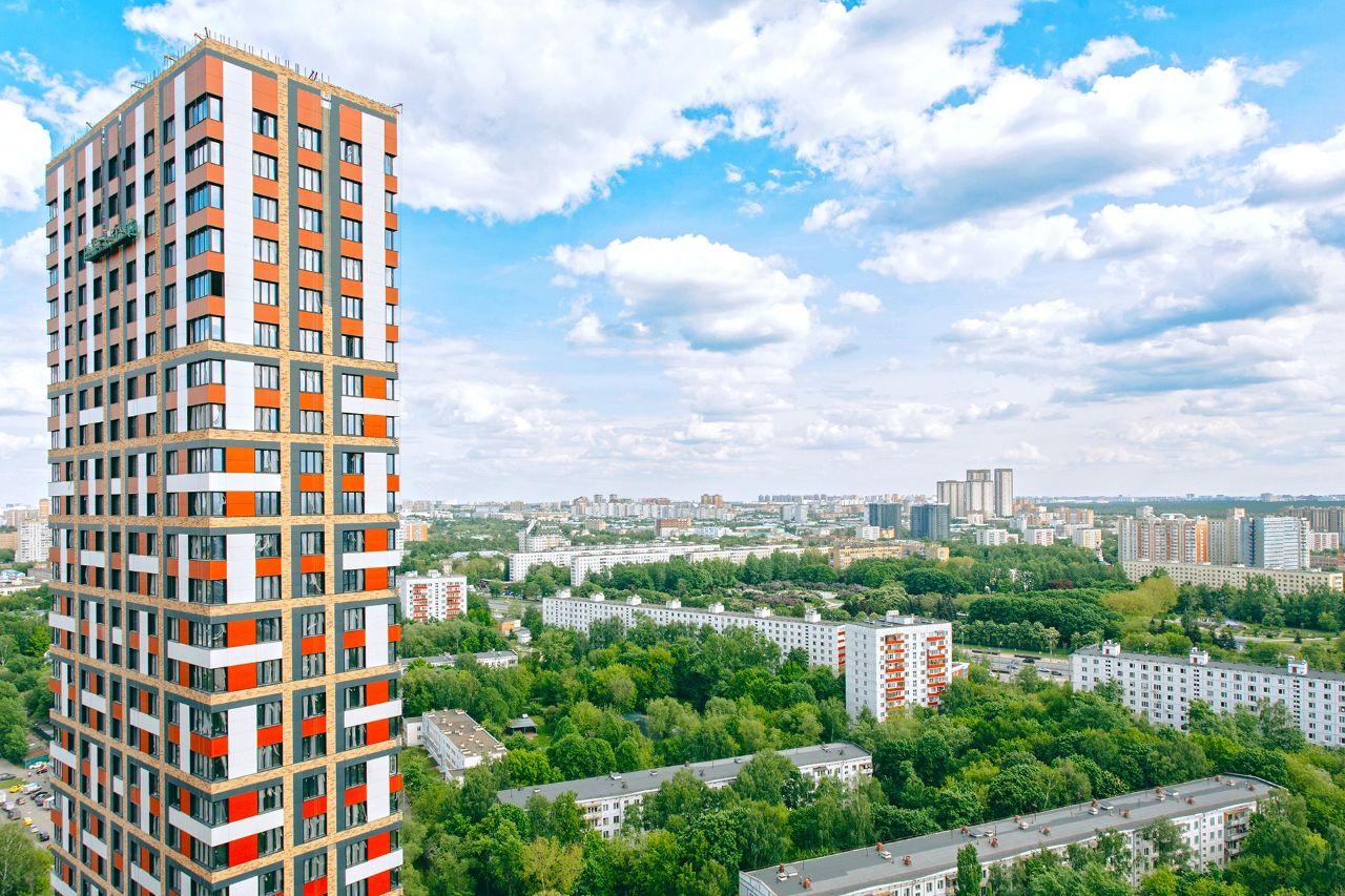 продажа квартир Level Амурская (Левел Амурская)