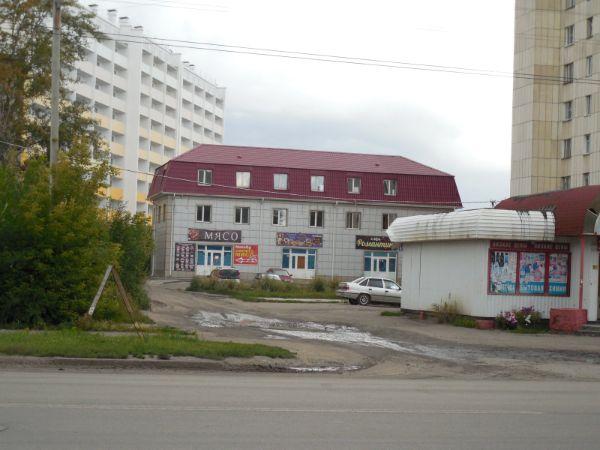 Отдельно стоящее здание на ул. Дзержинского, 31В