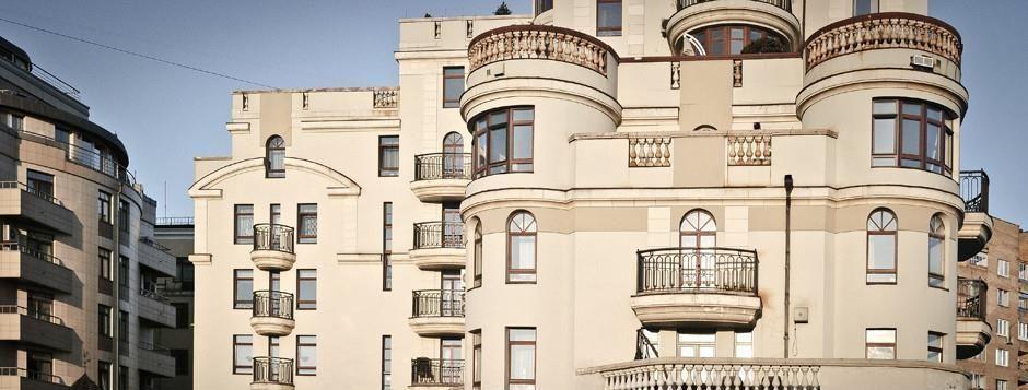жилой комплекс Дом в Ростовском переулке