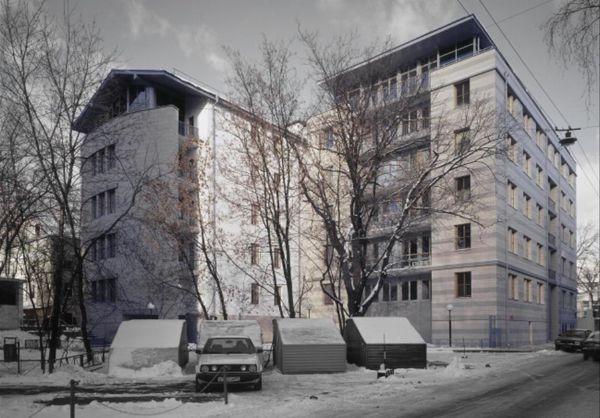 4-я Фотография ЖК «Дом в Зубовском проезде»