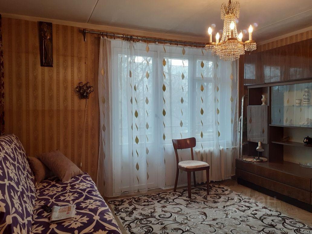 Снять двухкомнатную квартиру 40м² Сиреневый бул., 45, Москва, ВАО, р-н Северное Измайлово м. Щелковская - база ЦИАН, объявление 249249342