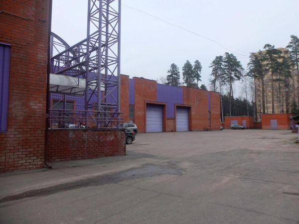 Производственно-складской комплекс на ул. Лесная, 67