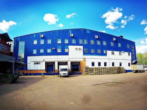 Производственно-складской комплекс на проспекте Мира, 32