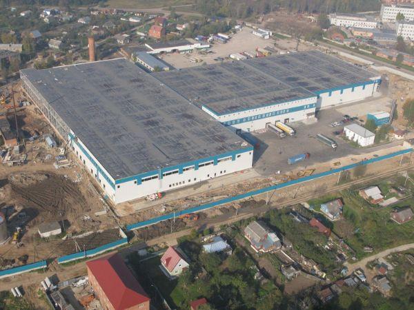 Производственно-складской комплекс Бюрократ