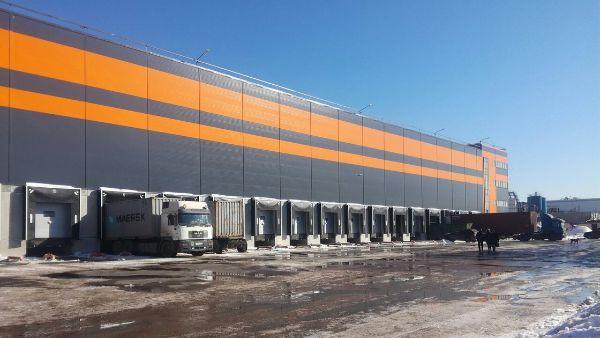 Офисно-складской комплекс Логопарк М7