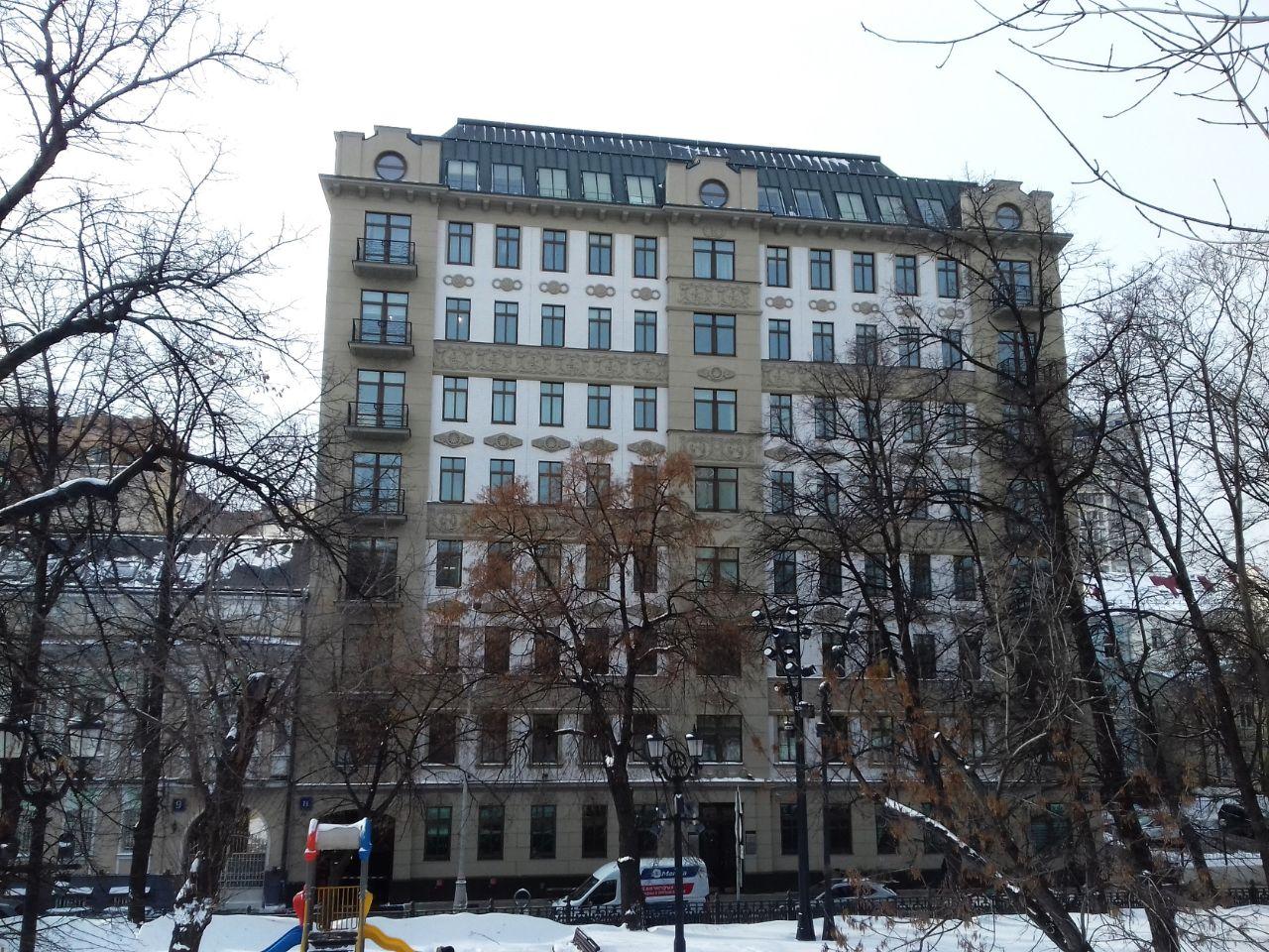Бизнес Центр на Гоголевском бульваре, 11
