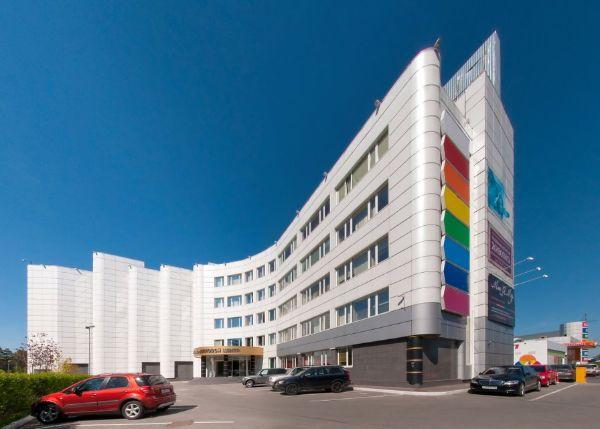 Торгово-деловой комплекс 1-й км