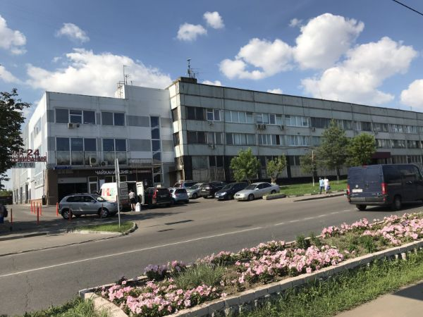 Административное здание на ул. Ферганская, 2