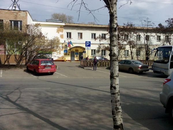 Административное здание на ул. Большая Марфинская, 4