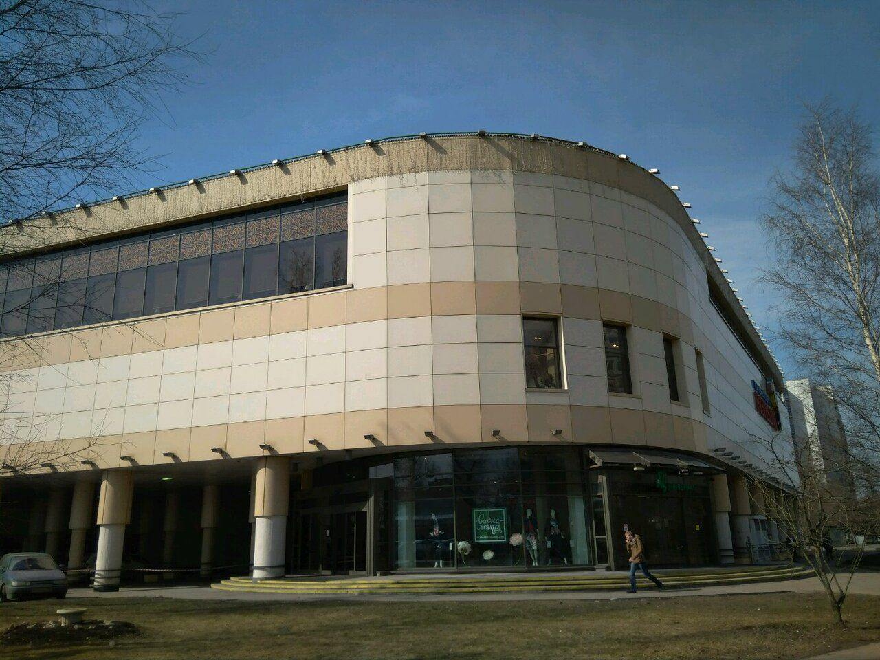 Торговом центре Рублёвский