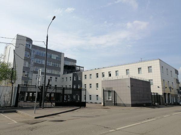 Административное здание на 12-м проезде Марьиной рощи, 9с1