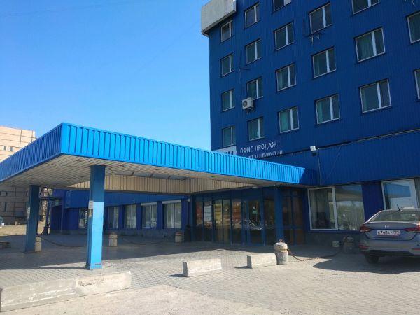Офисно-складской комплекс на ул. Кантемировская, 65