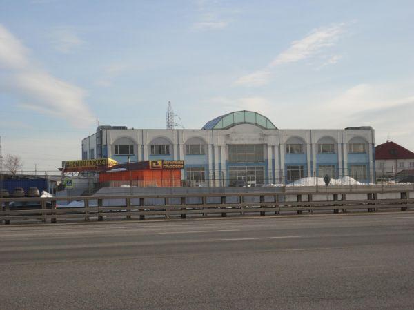 Торговый центр Кинезис