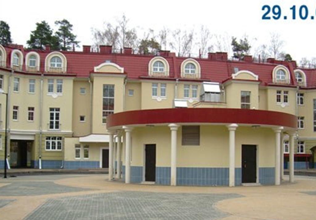 жилой комплекс Сосновый бор