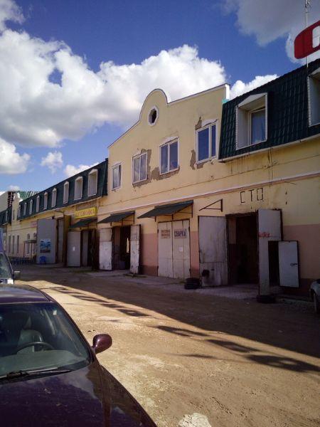 Офисно-складской комплекс на Северном шоссе, 2Б