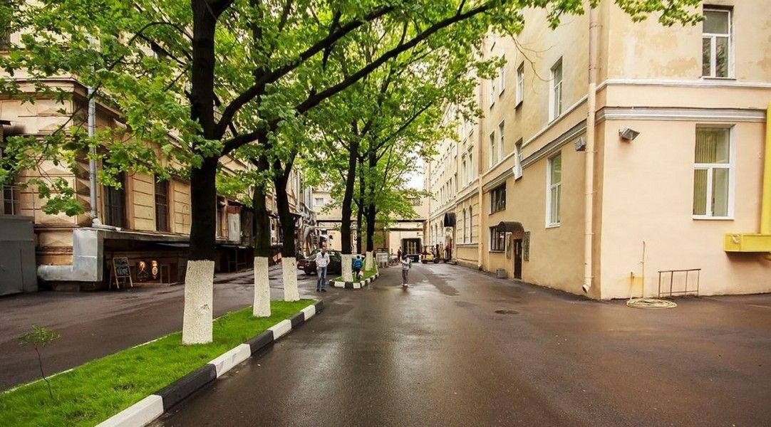 аренда помещений в БЦ Казанский