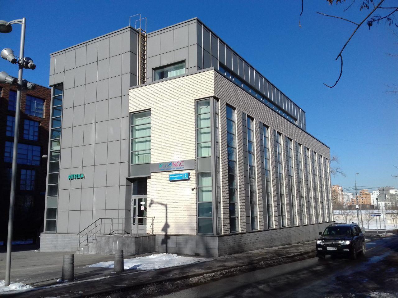 Бизнес Центр Красносельский