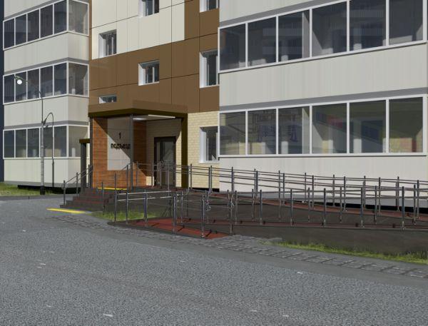 4-я Фотография ЖК «СМИТ PARK Эко квартал в 128 (Смит Парк)»