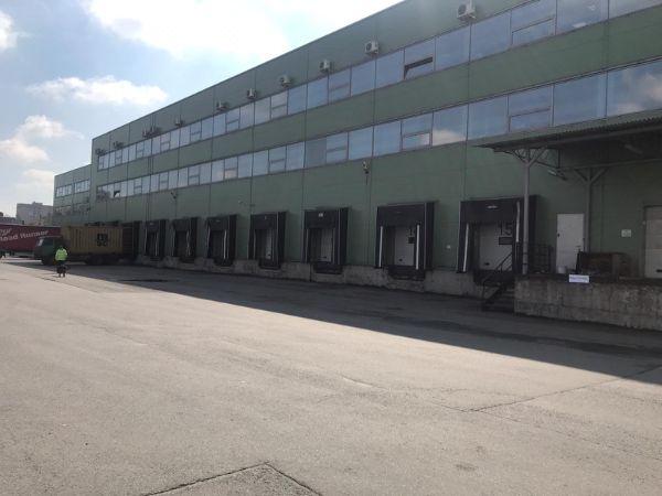 Офисно-складской комплекс Калининская база