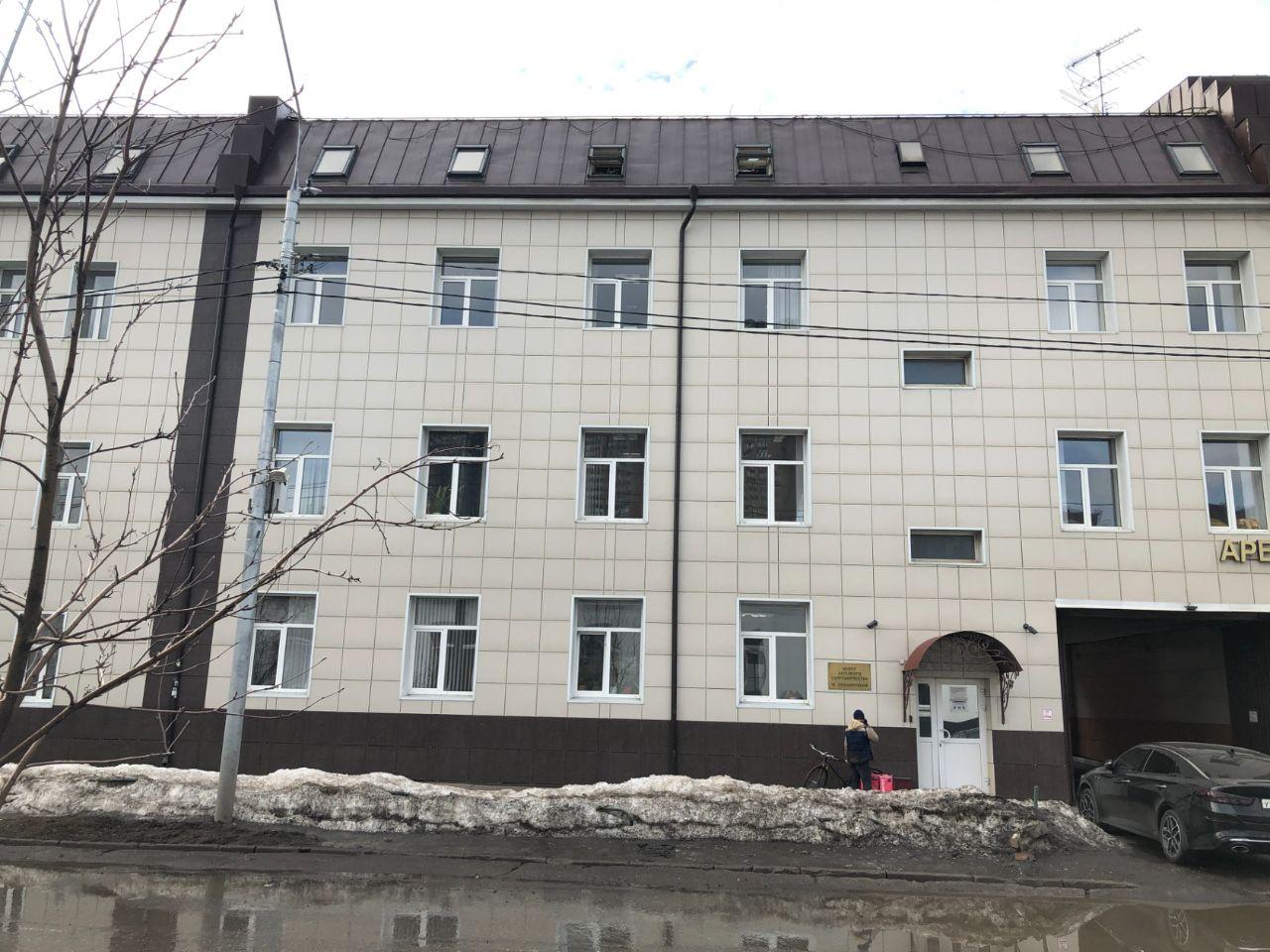 Бизнес Центр на ул. Большая Новодмитровская, 23с6