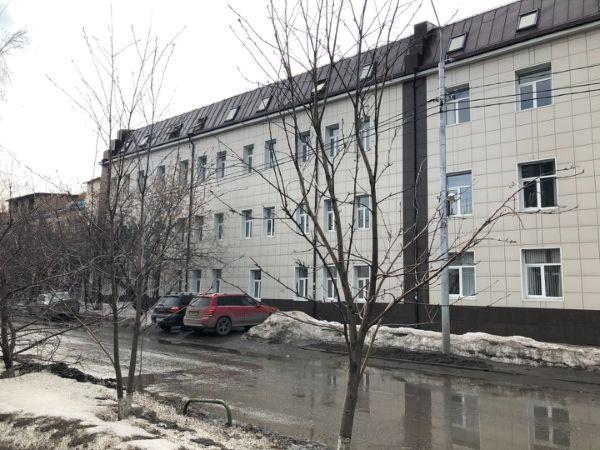Офисный центр на ул. Большая Новодмитровская, 23с6