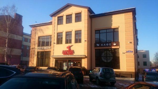 Торгово-офисный комплекс на ул. Рогожская, 76