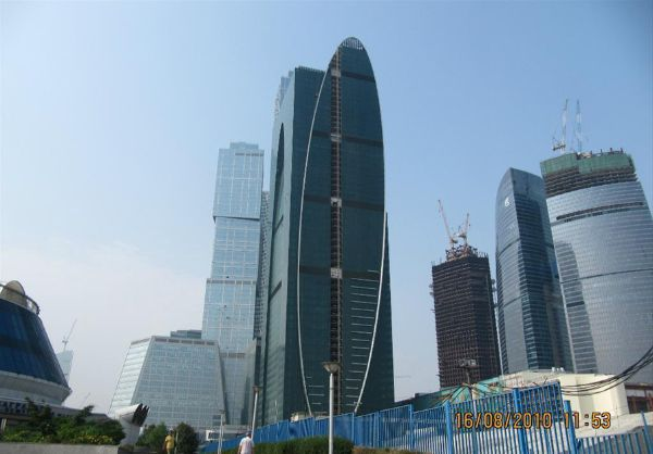 3-я Фотография ЖК «Imperia Tower (Империя Тауэр)»