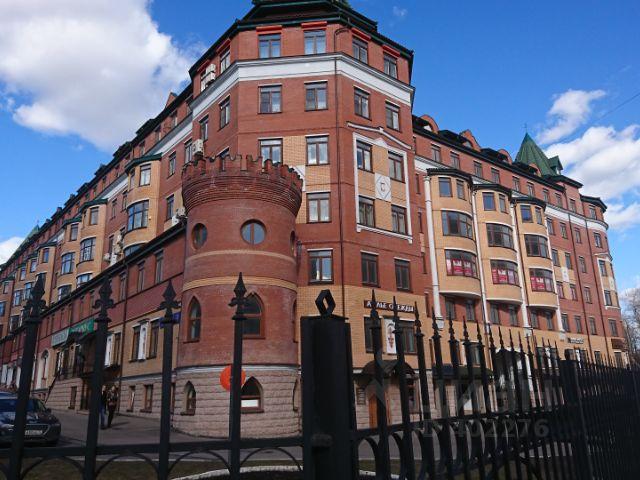 Продается четырехкомнатная квартира за 42 900 000 рублей. г Москва, проезд Донской 3-й, д 1.