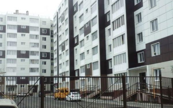 1-я Фотография ЖК «по ул. Матвеева»