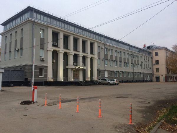 Офисно-производственный комплекс Нартова, 6