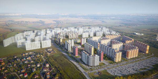 3-я Фотография ЖК «Домодедово парк. Новый квартал»