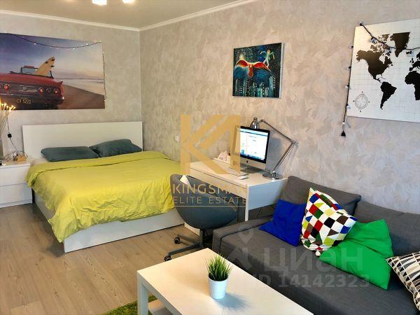 Продается однокомнатная квартира за 2 550 000 рублей. г Саратов, ул Тулупная, д 12.