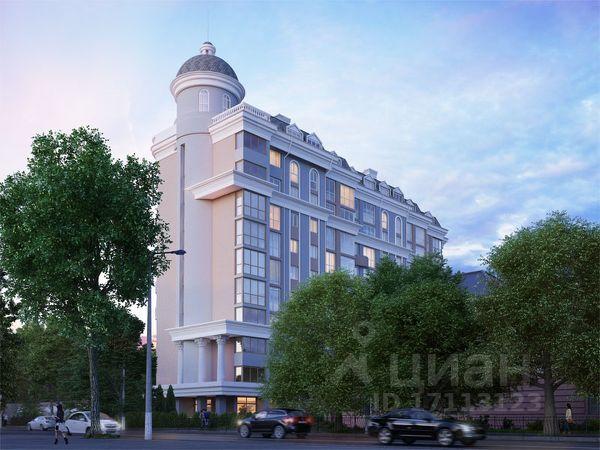 Продается двухкомнатная квартира за 6 300 000 рублей. респ Крым, г Симферополь, пр-кт Кирова, д 49.