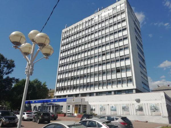 Офисный центр на проспекте Ленина, 99