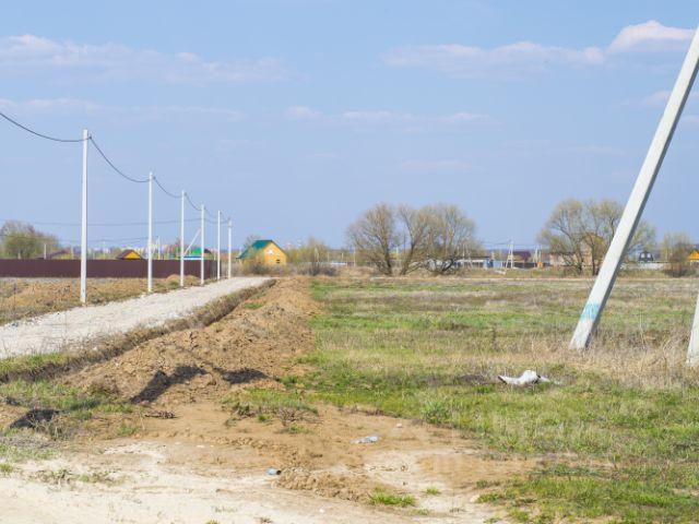 земельный участок под ижс