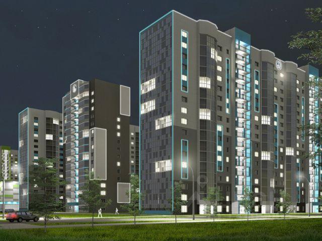 Продается однокомнатная квартира за 1 690 000 рублей. г Барнаул, Северный Власихинский проезд, д 116.