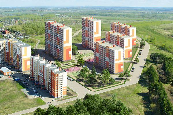 1-я Фотография ЖК «Юность-2»