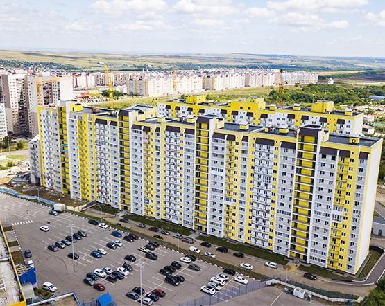 жилой комплекс ул. Блинова
