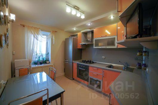 Продается трехкомнатная квартира за 2 950 000 рублей. г Смоленск, пер Краснинский 2-й, д 1.