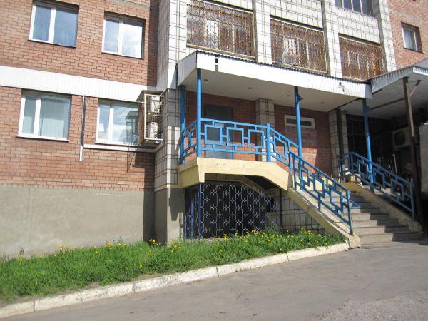 Многофункциональный комплекс на ул. Ленина, 23А