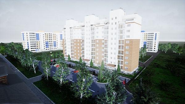 1-я Фотография ЖК «Чехов Парк»