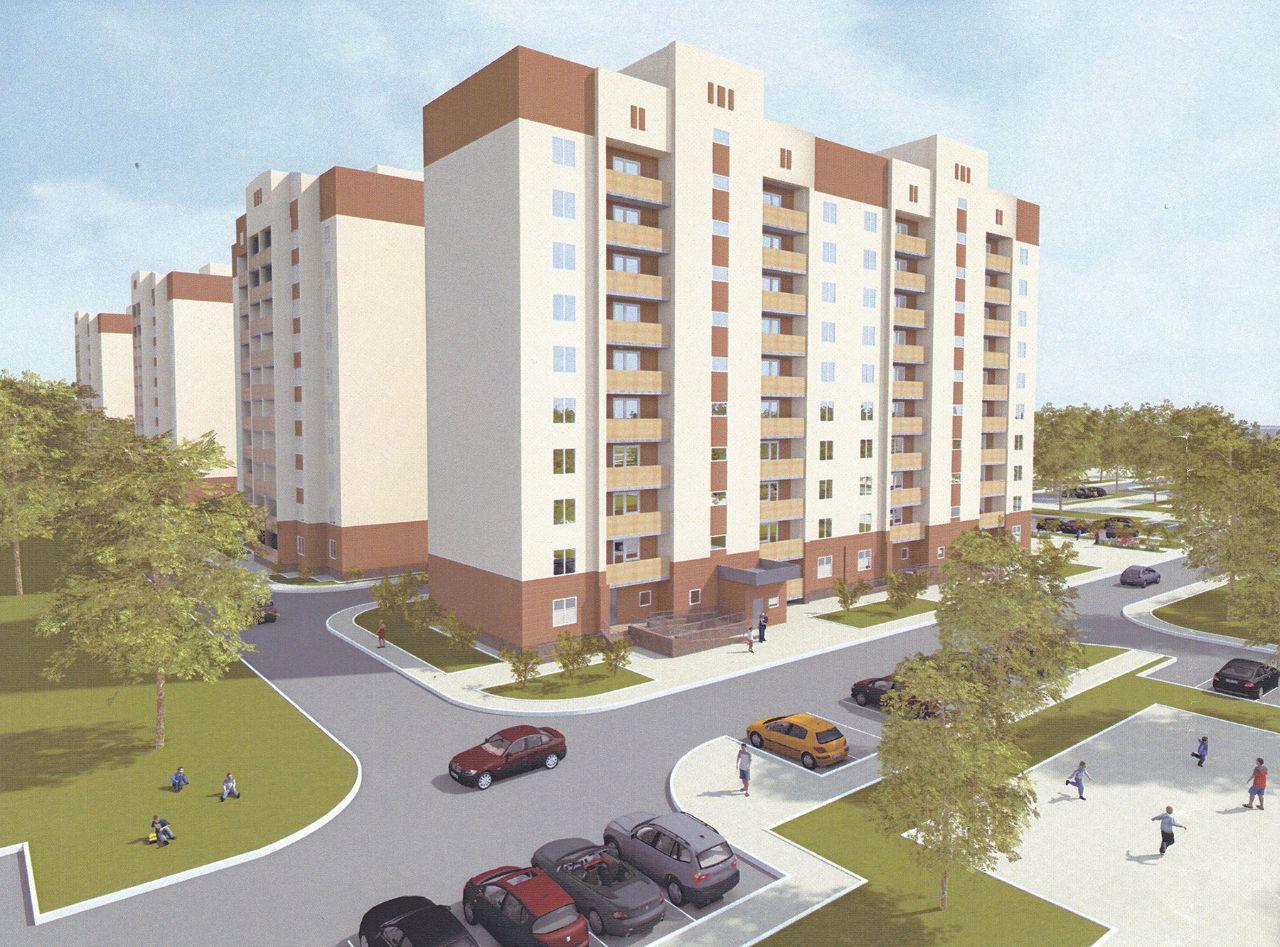 купить квартиру в ЖК Солнечный-2, Микрорайон 11