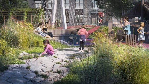 10-я Фотография ЖК «Городской квартал BIG TIME (Городской квартал Биг Тайм)»
