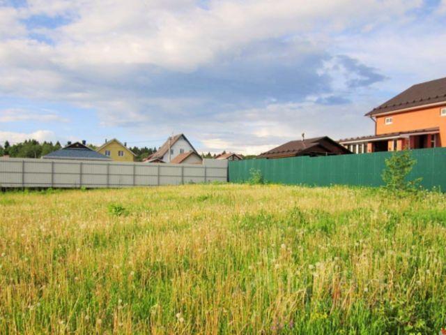 земельный участок в городской черте