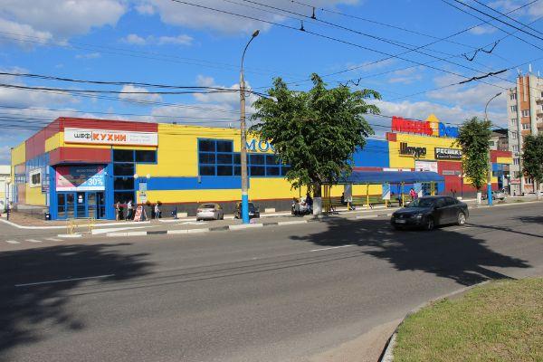 Специализированный торговый центр Мебель & Doм (Мебель и Дом)