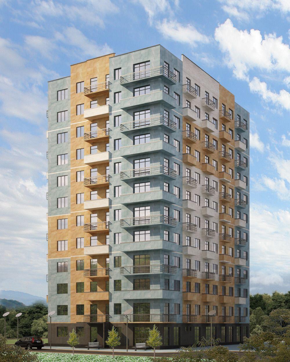 купить квартиру в ЖК Рио де Мамайка 2