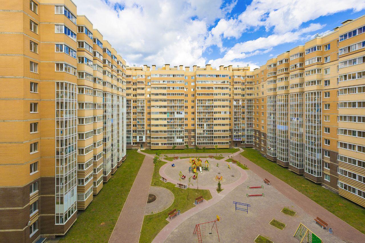 купить квартиру в ЖК ЦДС Новое Янино