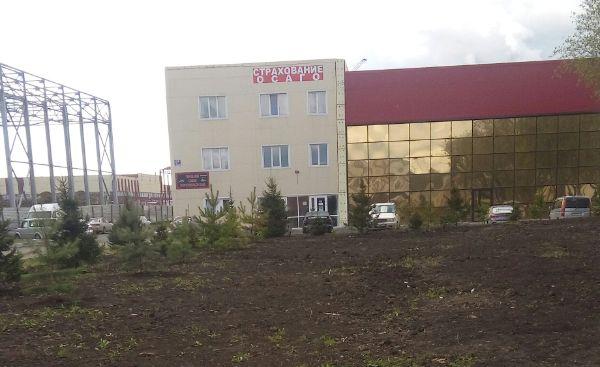 Офисно-складской комплекс на ул. Петухова, 6Б